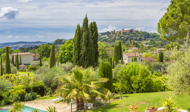 Mougins - Sector Picture