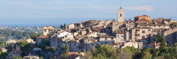 Luxury real estate in Saint-Paul de Vence