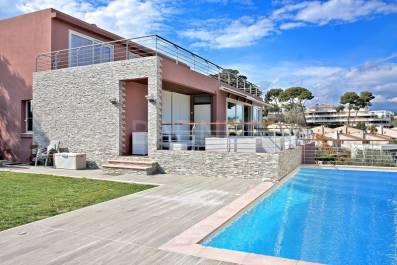 voir le dtail pour maisonvilla antibes - Maison Moderne Antibes