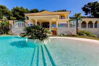 Cannes - Magnifique propriété de Prestige - Vue mer Panoramique