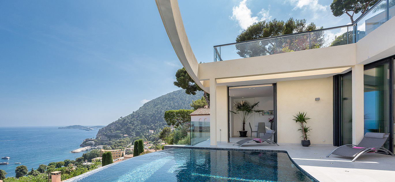 Èze - France - House, 7 rooms, 5 bedrooms - Slideshow Picture 1