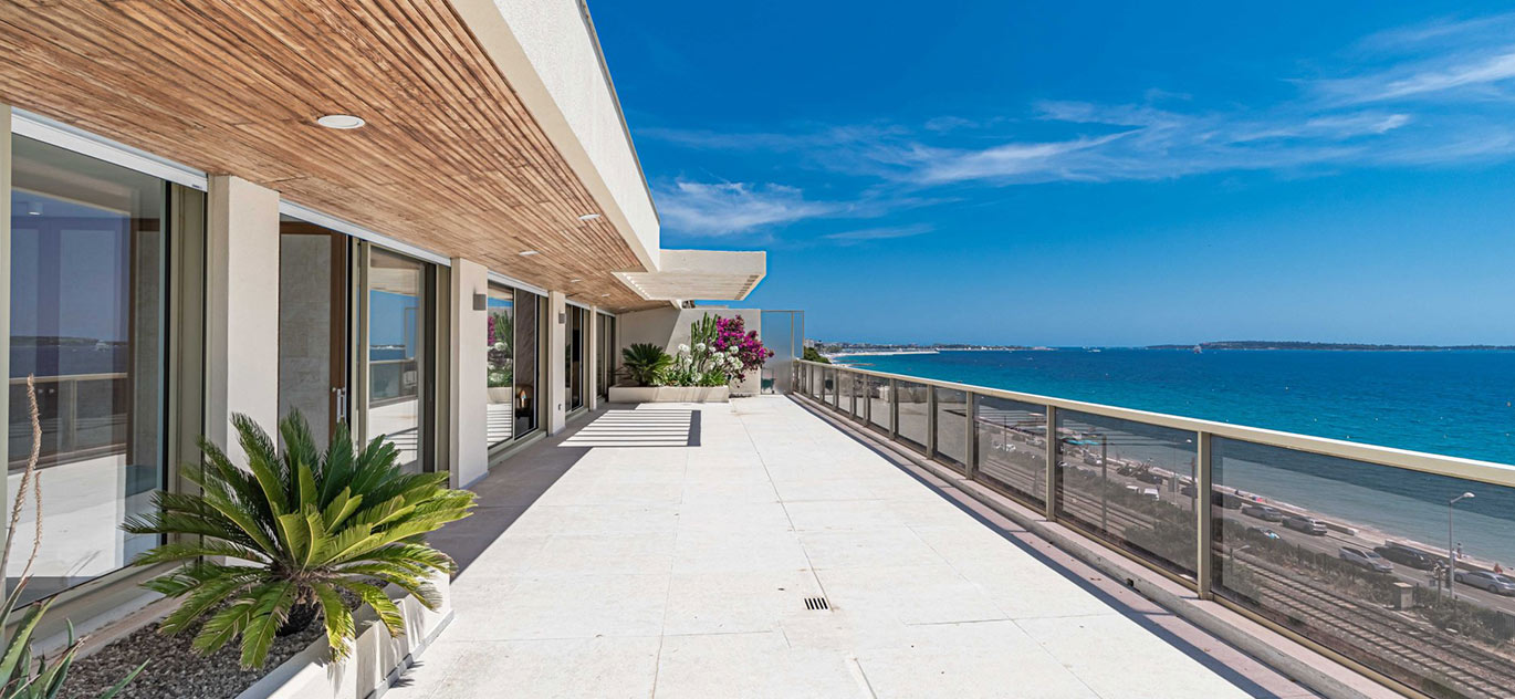 Cannes - France - Apartment, 3 rooms, 2 bedrooms - Slideshow Picture 3