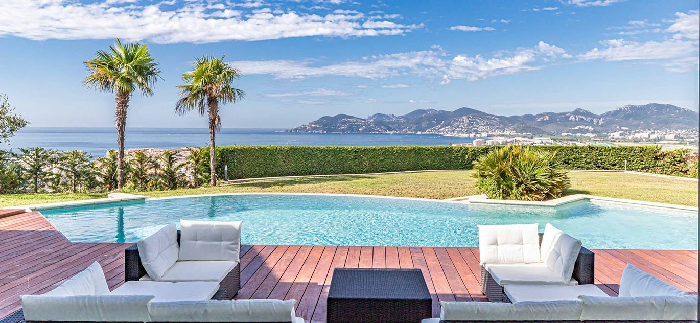 Cannes - France - House, 6 rooms, 5 bedrooms - Slideshow Picture 2