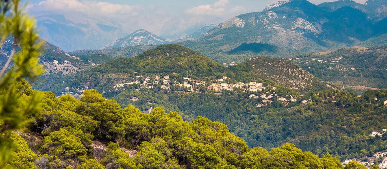 Descubra Cannes y su región