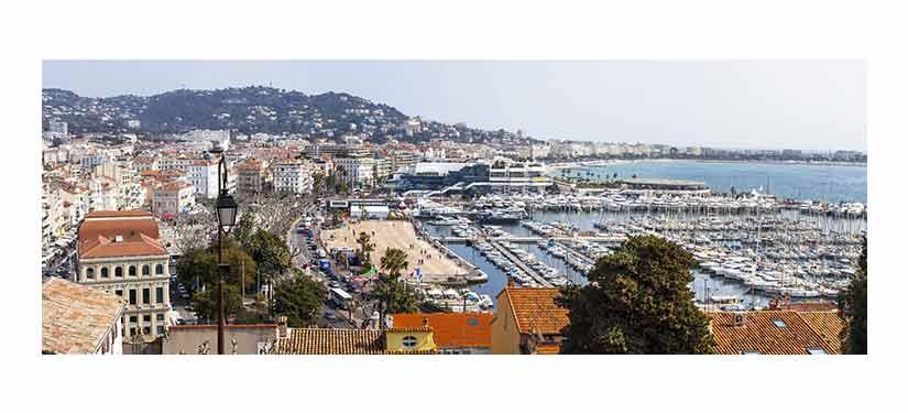Los precios de las propiedades en Cannes (06400)