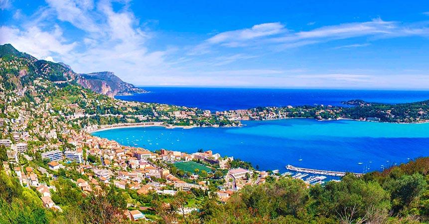 Top 5 Destination bord de mer -  Côte d'Azur - Cannes