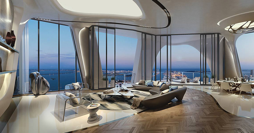 Luxury real estate : the need for global support