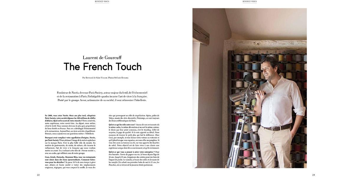 Read the magazine online